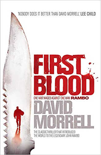 First Blood: Rambo: Amazon.es: David Morrell: Libros en idiomas extranjeros