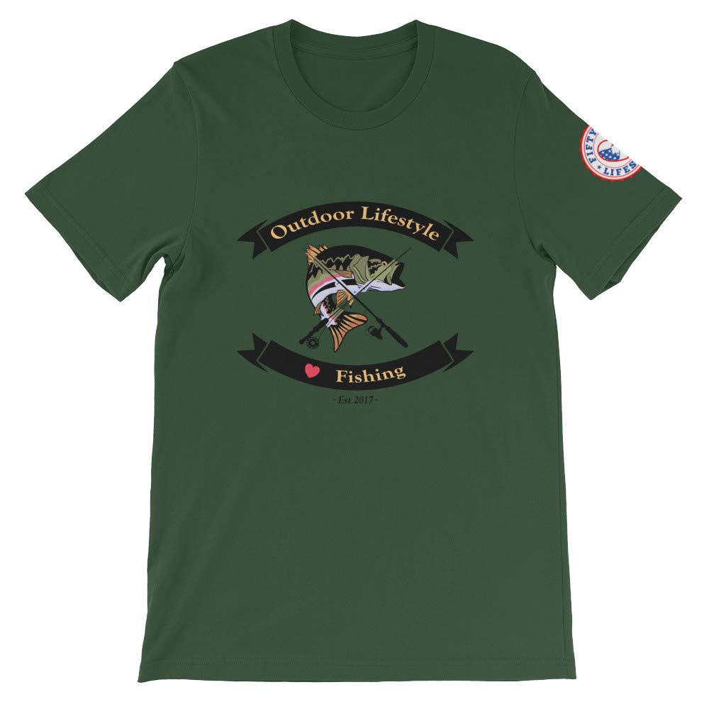 Love Fishing T-Shirt