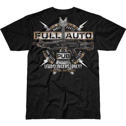 7.62 Design 'Full Auto Pub' Premium Men's T-Shirt LG