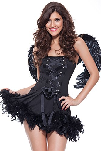 TEMPT (Womens Sexy Fallen Angel Costumes)