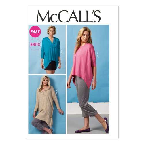 McCall Pattern Company Misses Template