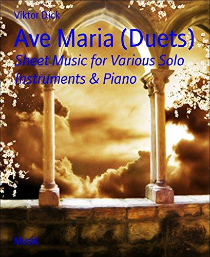 Ave Maria Duet - 3