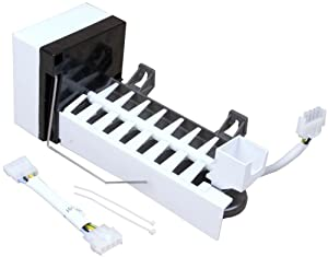 Frigidaire 5303918277 Refrigerator Ice Maker Assembly Genuine Original Equipment Manufacturer (OEM) Part