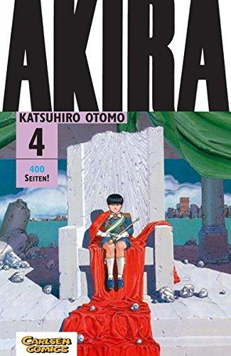 Akira, Original-Edition (deutsche Ausgabe), Bd.4 Taschenbuch – 15. Februar 2001 Katsuhiro Otomo Carlsen 3551745242 Action