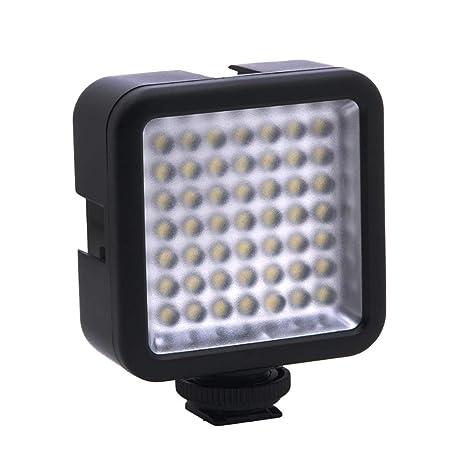 Homyl Lámpara de Iluminación de Estudio Fotográfica con Luz LED de ...