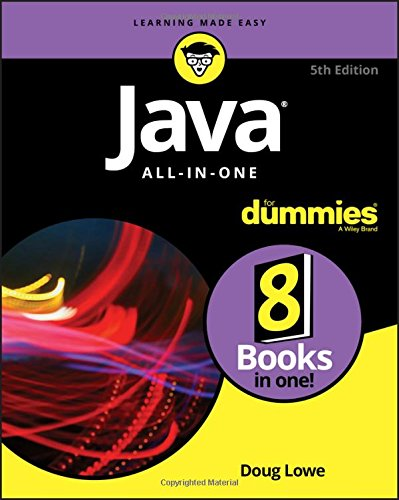 Java All-in-One For Dummies (For Dummies (Computers))