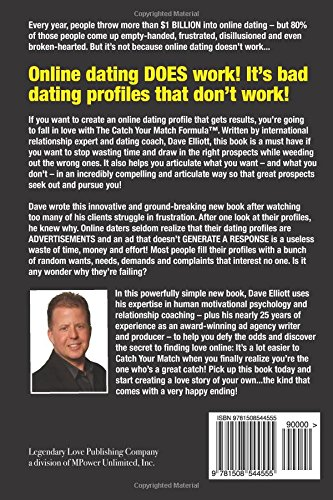 Disillusioned with dating service