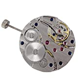 17 Jewels 6497 Swan Neck Mechanical Hand Winding Vintage Men's Watch Movement