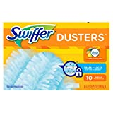 Swiffer 180 Dusters Refills with Febreze Sweet Citrus & Zest Scent 10 Count (Pack of 3)