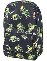 Nintendo Zelda Link Sublimated Backpack