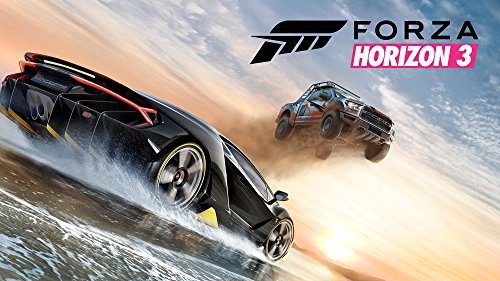 Forza Horizon 3 DEMO - Xbox One Digital Code (Xbox 360 Steering Wheel And Pedals For Sale)
