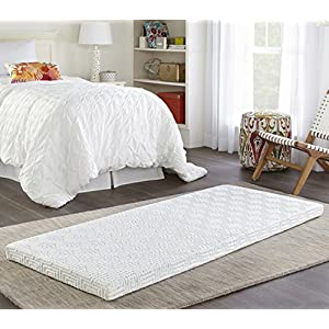 "Broyhill Roll and Store Memory Foam Mattress: Roll-Up Bed/Floor Mat, 3"" Twin"