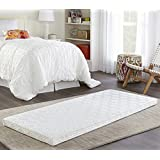 Broyhill Roll and Store Memory Foam Mattress: Roll-Up Bed/Floor Mat, 3 Twin