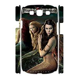 C-EUR Pirates of the Caribbean Customized Hard 3D Case For Samsung Galaxy S3 I9300