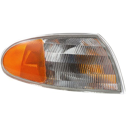 DAT 95-97 FORD CONTOUR PARKING LIGHT ASSEMBLY CORNER OF FENDER RIGHT PASSENGER SIDE FO2521127