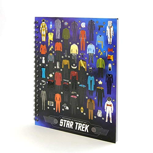 Star Trek Uniforms & Equipment Notebook ()