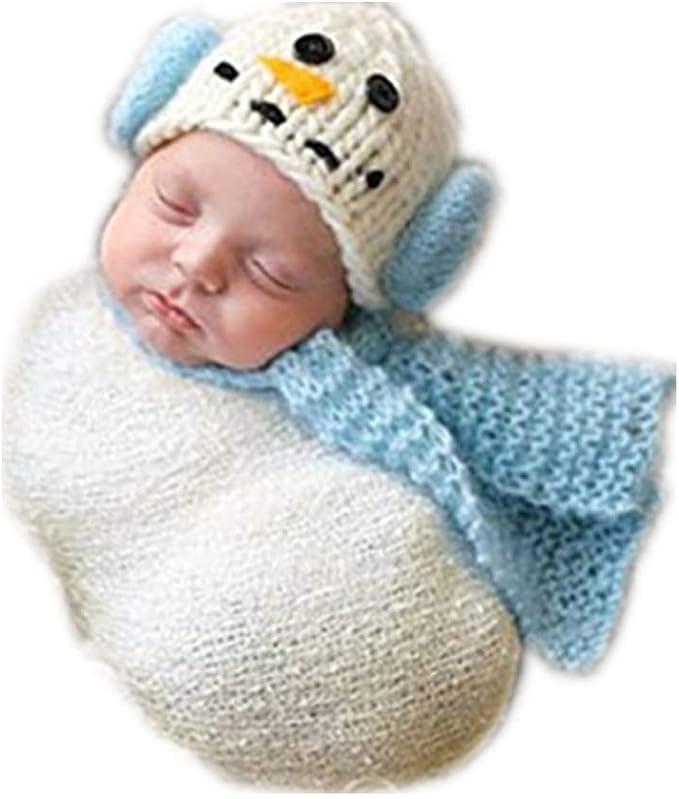Amazon.com: coberllus mensual fotos de bebé trajes muñeco de ...