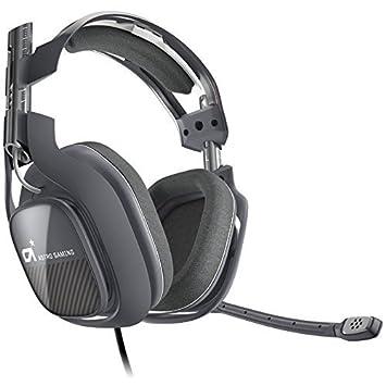 Astro Gaming A40 Binaural Diadema Negro Auricular con micrófono - Auriculares con micrófono (PC/Juegos, Binaural, Diadema, Negro, Alámbrico, ...
