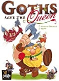 Mixed Current Edition Goths Save The Queen Board Game