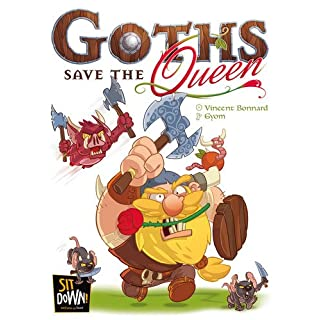 Dude Games Goths Save The Queen Game