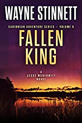 Fallen King: A Jesse McDermitt Novel (Caribbean Adventure Series Book 6)