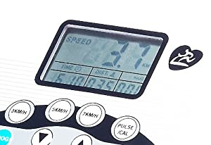 Display des Profi-Laufband von Newgens Medicals