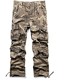 Men s Cotton Military Cargo Pants 3c0b193a76