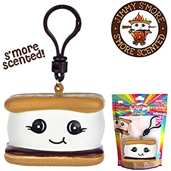 Amazon.com: Whiffer Squishers Cheri Cherry Slow Rising ...