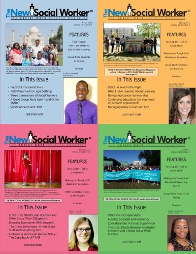 The New Social Worker®, Volume 20, Winter-Fall 2013