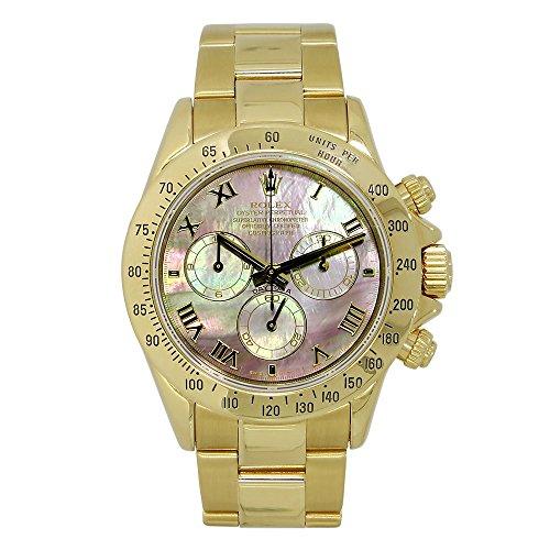 Rolex Daytona Automatic-self-Wind Male Watch 116528 (Certified Pre-Owned)