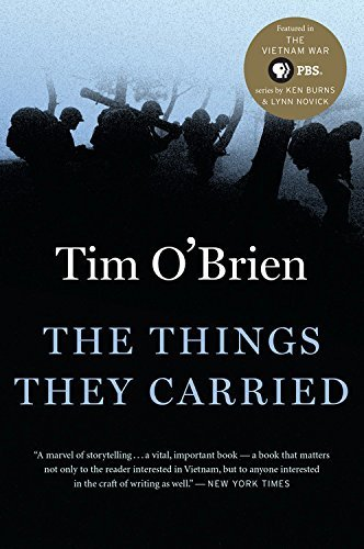 By Tim O'Brien: The Things They Carried [Paperback] [Jan 01, 2008] -Mariner Books-