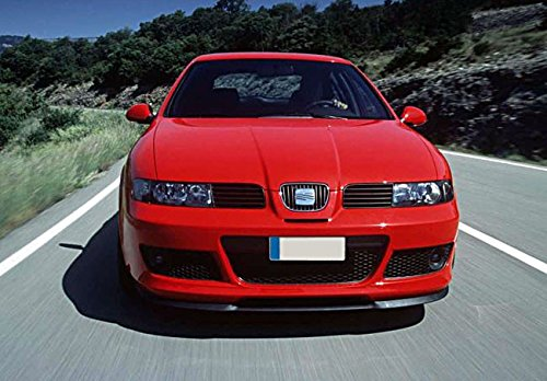 Aler/ón frontal Seat Leon Toledo 1M Extensi/ón Parachoques 3 Piezas Cup R 99-06