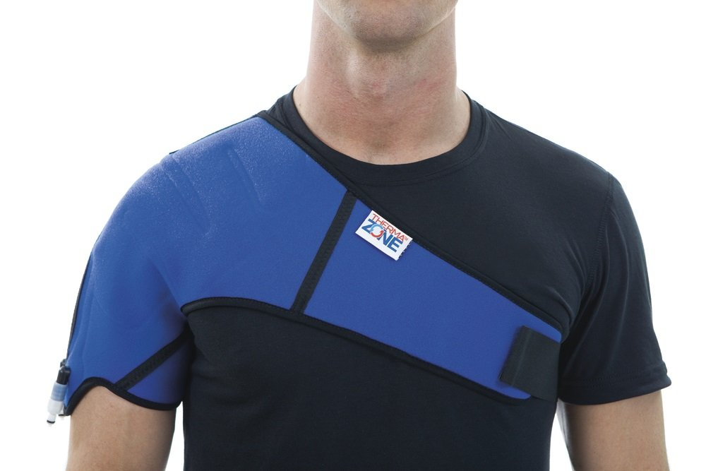 Therma-Zone 003-20 Large At Home Shoulder Relief Pad (Fits up to 54'' Chest) by ThermaZone