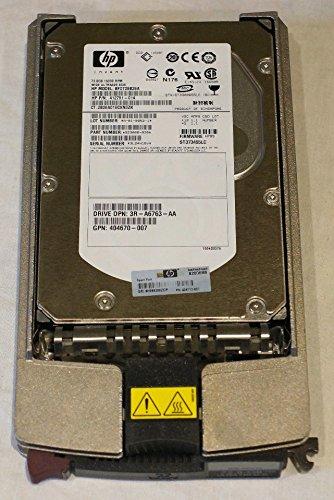 HP 404670-007 - HP 72gb scsi disk 15K , (LV1A-B15-3C) ()