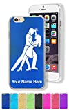 Case for iPhone 6/6s PLUS - Salsa Dancers - Personalized Engraving Included