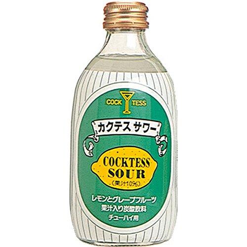 300mlX24 this Kimura beverage Kakutesu lemon and grapefruit sour by Kimura beverage