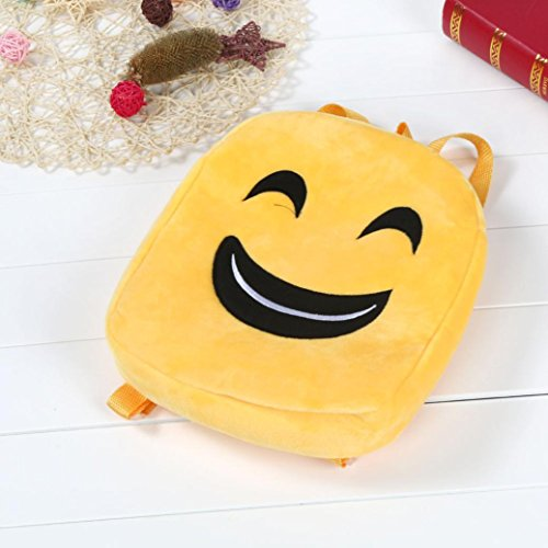 Transer - Bolso de hombro chica/mujer Emoji B
