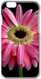 Pink Felicia Flower Apple iPhone 6 Case, 3D iPhone 6 Cases Hard Shell Cover Skin Casess