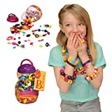 Toys : B. toys – Official Pop Arty! Beauty Pops – Pop Beads Jewelry Making Kit for 4, 5, 6, 7 Year Old Girls – BPA Free Necklace Bracelet Rings Creativity DIY Set – Arts and Crafts Gifts for Kids (500PCS)