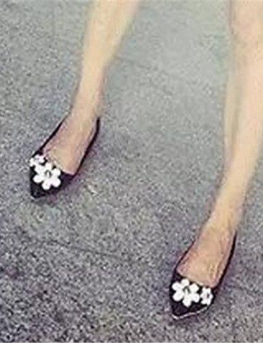 mujer de tal PDX tela zapatos de plana qtx1fwAFZ
