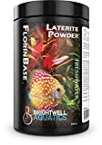 Brightwell Aquatics FlorinBase Laterite Powder, Natural Laterite Clay Substrate for planted and freshwater shrimp biotope aquaria, 600 Grams