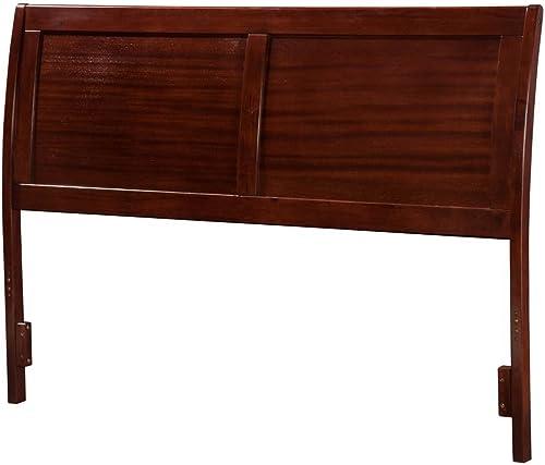 Atlantic Furniture Portland Queen Sleigh Headboard