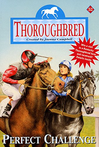 Perfect Challenge (Thoroughbred Series #52) ebook