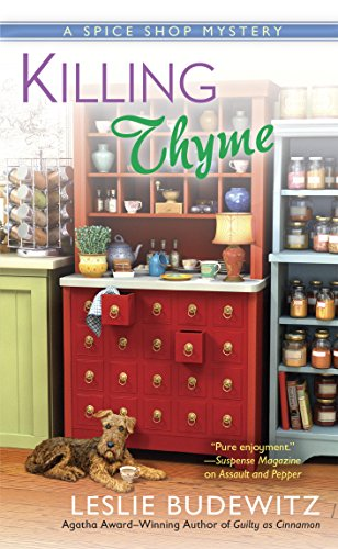 Killing Thyme (A Spice Shop Mystery)