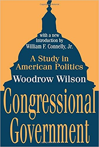 the study of administration woodrow wilson analysis
