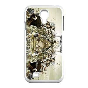 Samsung Galaxy S4 I9500 Phone Case FC Juventus logo C-CS28775