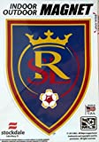 Real Salt Lake 5'' Vinyl Auto Home Magnet MLS Soccer Football Club