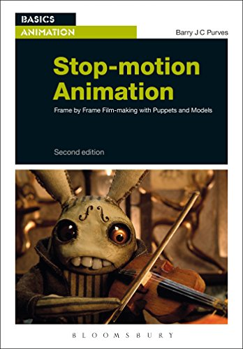 Stop-motion Animation: Frame by Frame Film-making with Puppets and Models (Basics Animation) (Stop Motion Animation Puppets)