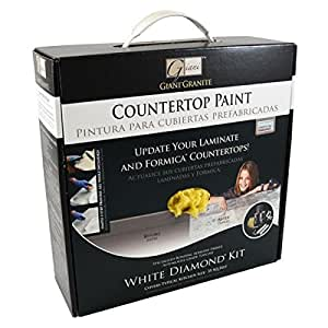 Giani Countertop Paint White : ... painting supplies wall treatments paint stain solvents house paint