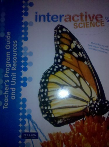 - Teacher's Program Guide and Unit Resources, Grade 3 (Interactive Science)